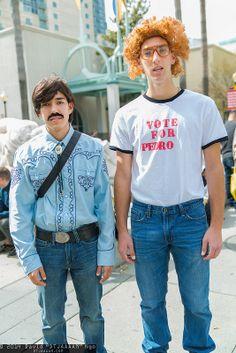 Pedro Sanchez and Napoleon Dynamite | Wizard World Sacramento 2014  sc 1 st  Pinterest & Dora u0026 Diego Halloween | Costumes | Pinterest | Costumes Halloween ...