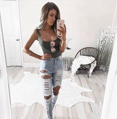 fb69e4893269 Breezy Tank and Heels in 2018