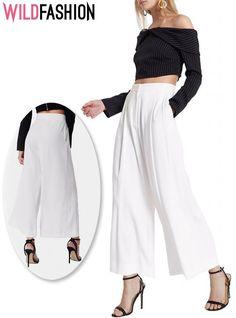 Cauți pantalonii lungi cu care să reziști verii?🌞😍👇 Smart Casual, Harem Pants, Fashion, Moda, Harem Trousers, Fashion Styles, Harlem Pants, Fashion Illustrations
