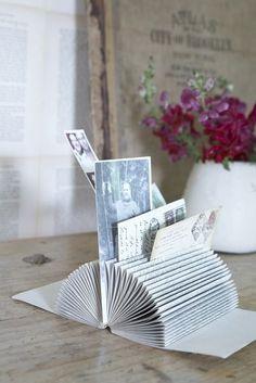 Déco avec des livres! Voici 28 idées pour vous inspirer…