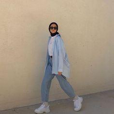 Modest Fashion Hijab, Modern Hijab Fashion, Street Hijab Fashion, Modesty Fashion, Hijab Casual, Hijab Fashion Inspiration, Hijab Outfit, Muslim Fashion, Modest Outfits