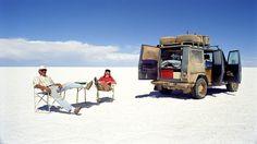 Holtorf Çiftinin 26 Yılı ve 177 Ülkeyi Kapsayan 550,000 Millik Yolculuğu.