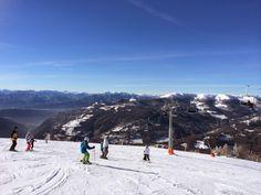 Die neue Millstätter See Bahn im Skigebiet Bad Kleinkirchheim / St. Mount Everest, Mountains, Nature, Travel, Ski, Voyage, Viajes, Traveling, The Great Outdoors