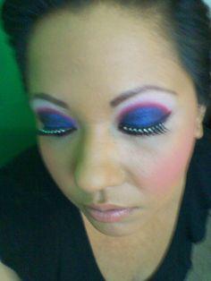 Makeup by: Fabian Diaz