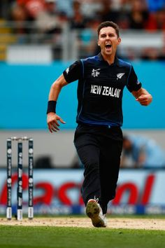 Trent Boult was incisive yet again with the new ball and struck twice