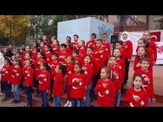 """Yusuf Köstem İlkokulu 4.sınıfların Nermin KAYIŞ yönetiminde """"Atatürk Çocukları"""" Cumhuriyet Bayramı - YouTube"""