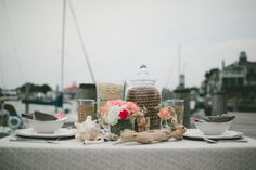 Nautical Wedding Shoot | Krista Leigh Hurst Photography