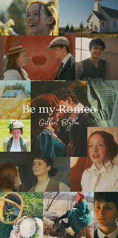 Gilbert Blythe, Film Aesthetic, Aesthetic Collage, Anne Movie, Anne Of Avonlea, Amybeth Mcnulty, Gilbert And Anne, Anne White, Anne With An E