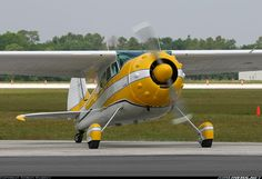 cessna 195 | Cessna 195 aircraft picture