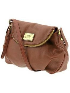 Marc by Marc Jacobs Classic Q Natasha in Cinnamon Stick | Piperlime