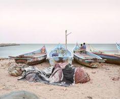 "Saatchi Art Artist Marcin Zuberek; Photography, ""Frozen Stories #3 / Father & Daughter  - Contemplation | Edition 2 of 6"" #art"