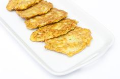 Zucchini and cheese appetizers Cheese Appetizers, Zucchini, French Toast, Good Food, Healthy Eating, Snacks, Breakfast, Recipes, Meat