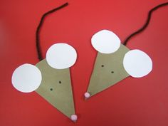 Use these little mice with Hickory Dickory Dock