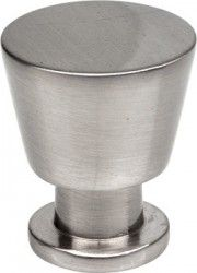Deco Brushed Nickel Cabinet Knob K309