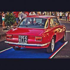 Vintage Alfa Romeo GT