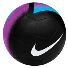 Nike CR7 Prestige Soccer Ball - Black/Magenta/White