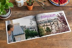 Relive your travels and discover our tips for creating your best city trip photo book ever. City Break, Best Cities, Photo Book, Create Yourself, Traveling By Yourself, Polaroid Film, Tips, Books, Language