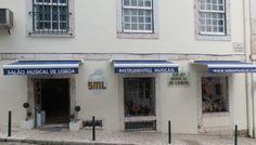 Bom dia e um ótima semana são os votos do Salão Musical de Lisboa! Visite a nossa loja na Rua da Oliveira ao Carmo (ao Largo do Carmo) ou o website www.salaomusical.com