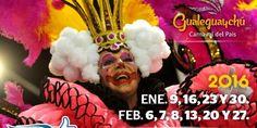 Lanzamiento del Carnaval de Gualeguaychú en Buenos Aires