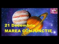 "21 decembrie 2020 Conjunctie Regala sau ""Sfarsitul Lumii "" ??? - YouTube Diy And Crafts, Youtube, Shelf, Youtubers, Youtube Movies"