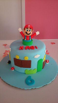 Tarta Super Mario Bros