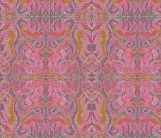 Borgjez taz fabric by albanianflower on Spoonflower - custom fabric