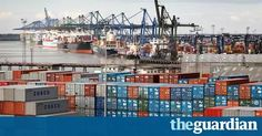 Post-Brexit-vote surge for UK economy comes to an end | Business | The Guardian