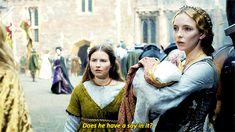 Queen Elizabeth of York and Margaret Pole