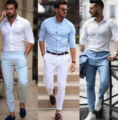 Mode Outfits, Casual Outfits, Suit Fashion, Mens Fashion, Formal Men Outfit, Summer Wedding Outfits, Tuxedo For Men, Mens Style Guide, Destroyed Jeans