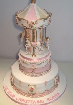 carousel cake - Pesquisa Google