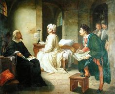Beatrice Cenci before a day