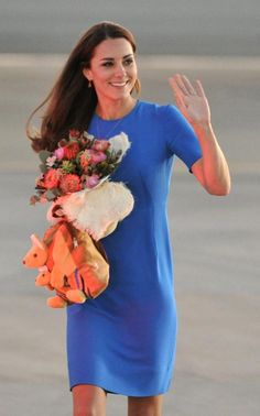 How Duchess of Cambridge is packing for her tour of India: hiking boots and local designer dresses