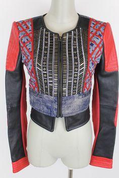 BCBG max azria RUNWAY MISA Jacket SZ xs | eBay