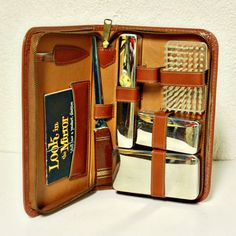 Vintage men s groom kit. Guys Grooming 2cfa0592994ba