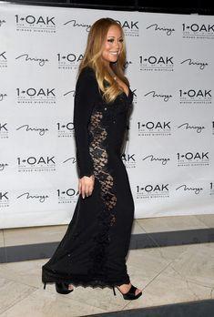 Mariah Carey Photos - Mariah Carey Appears at 1 OAK Nightclub at the Mirage - Zimbio