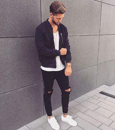 "2,829 Me gusta, 21 comentarios - ModaMascStyle | Men's Fashion (@modamascstyle) en Instagram: ""S t y l e! #ModaMascStyle SnapChat: JaderAt """