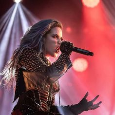 Angela Gossow, Heavy Metal Girl, Alissa White, Women Of Rock, Music Is My Escape, Arch Enemy, Love Band, Power Metal, Types Of Music