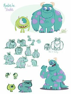 Monster's Inc.