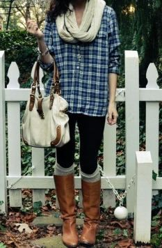 Fall Fashion Trends: In Love with Layering -