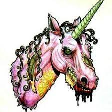 Billedresultat for dead unicorn
