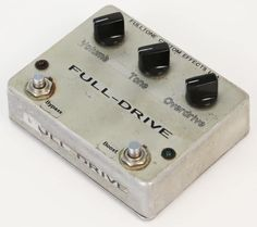 1993 Full-Tone Fulldrive - Very Early Full-Drive Prototype Pedal