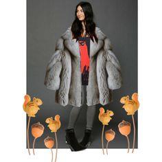 """free soul+i.marant+fur"" by fashionbrillablog on Polyvore"