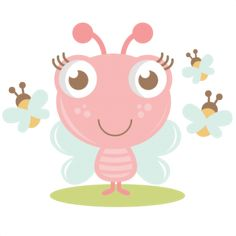 Daily Freebie 3-30-14: Miss Kate Cuttables--Pretty Bug SVG cuttinf file for scrapbooking bug svg cut file bugs svg files