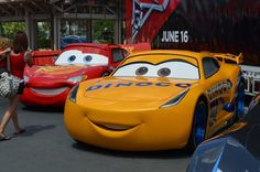 """Absolutely can't wait to go!! Just a day away 😁.  Review of the Cars 3 """"Road to the Races"""" tour and the event's kid-friendly activities."""