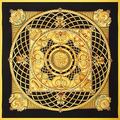 luxury-scarves.com 'Monnaies et Symboles de Parisii', Zoe Pauwels. 2006