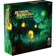 Betrayal at House on the Hill - Ding and Dent