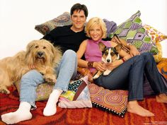 Dharma & Greg -:-:- my favorite TV couple of all time.