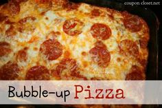 Happy Plate Meals on Pinterest | Bubble Up Pizza, Banana Pancakes and ...