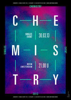 Chemistry | Dating Event by Milan van de Goor