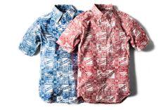 M.V.P. 2014 Summer Corona Short-Sleeved Shirts
